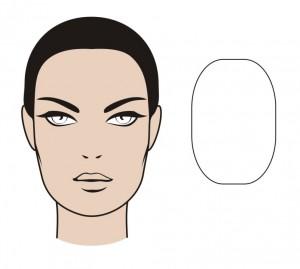 Fața ovală